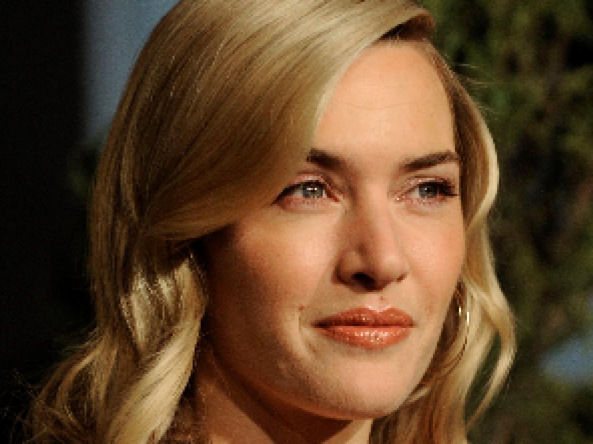 Kate Winslet exhorta a las mujeres a no mostrar tanta piel en las alfombras rojas
