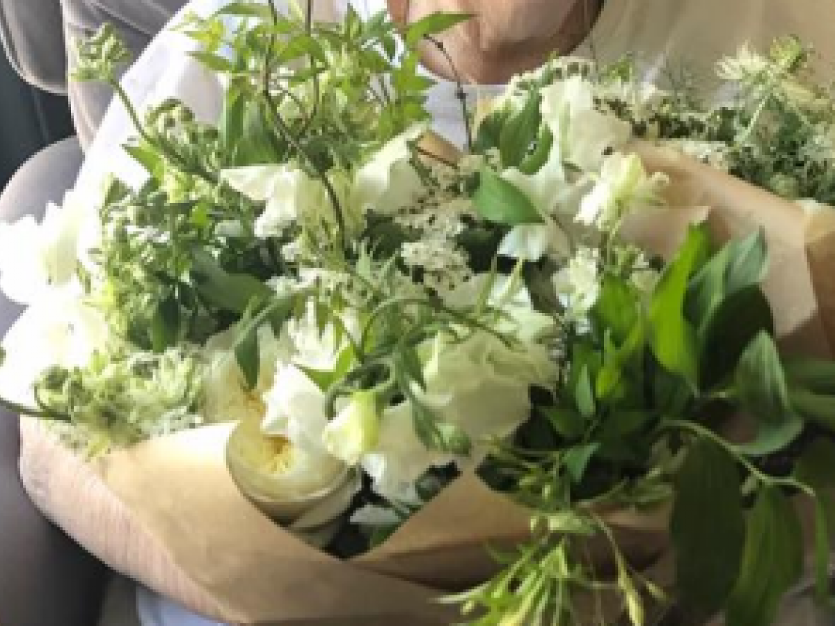 Harry y Meghan envían sus flores de boda a hospicios