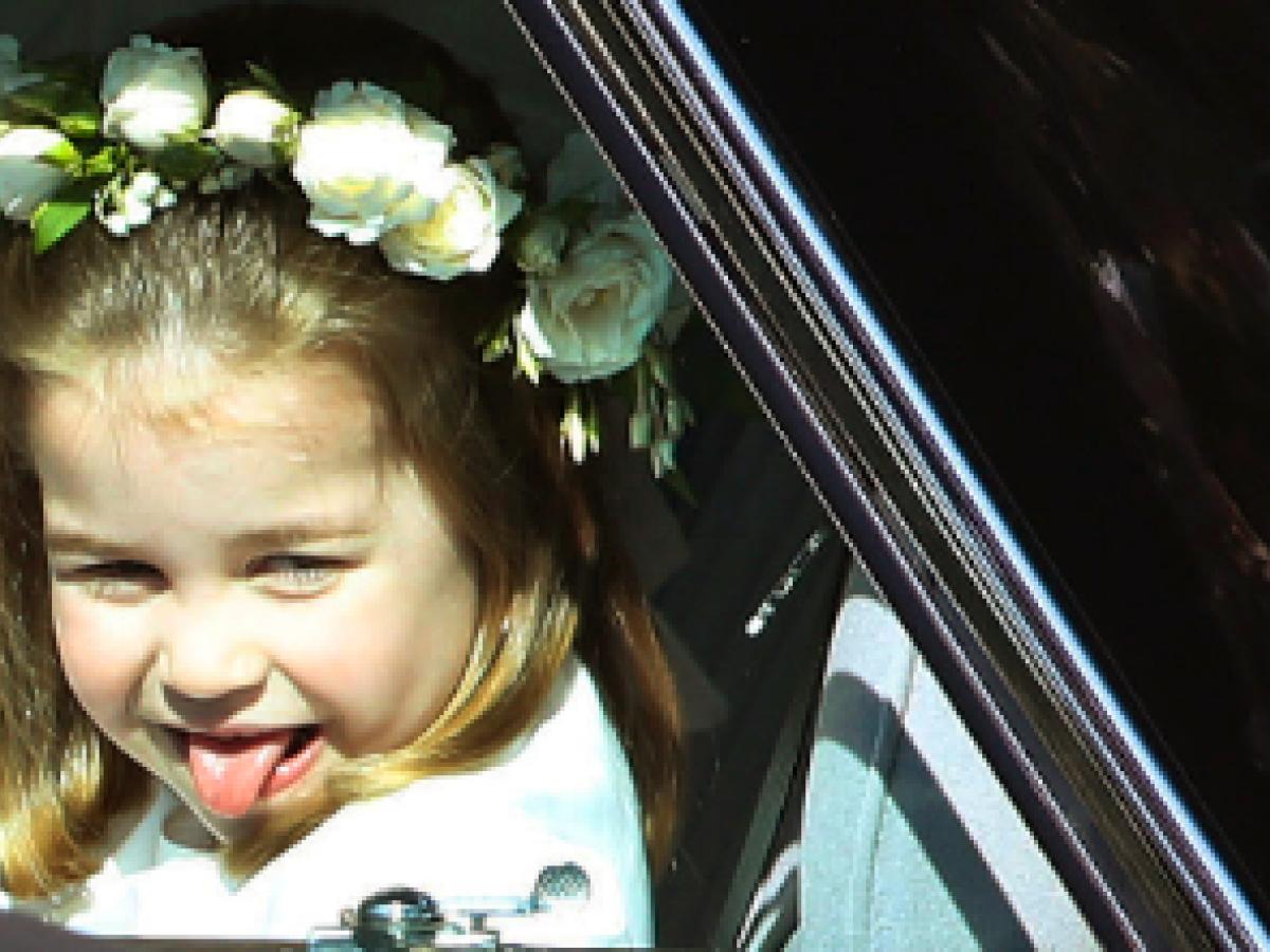 La princesa Charlotte vale $4 mil millones para la economía británica