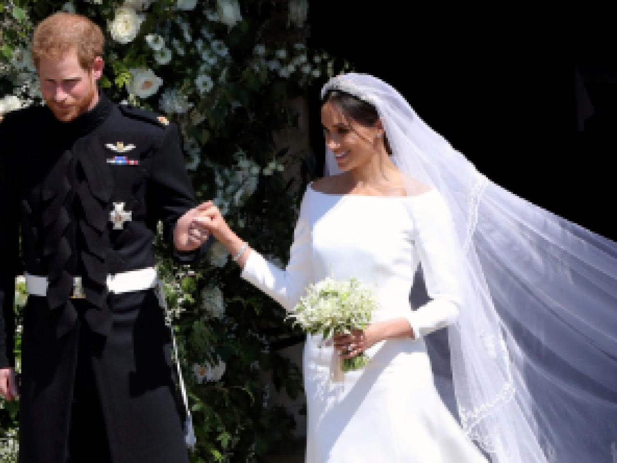 ¿El vestido de boda de Meghan Markle fue un plagio?