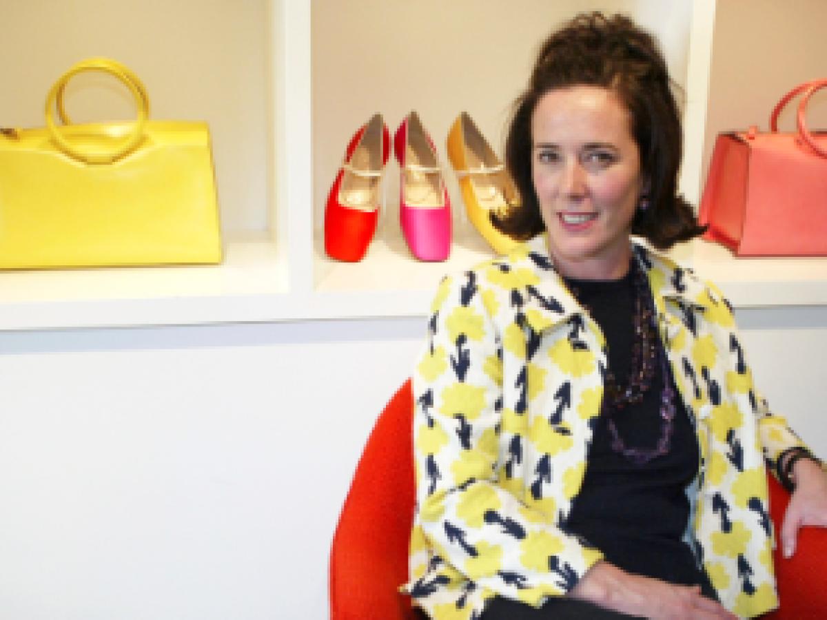 El padre de Kate Spade muere en la víspera del funeral de la diseñadora