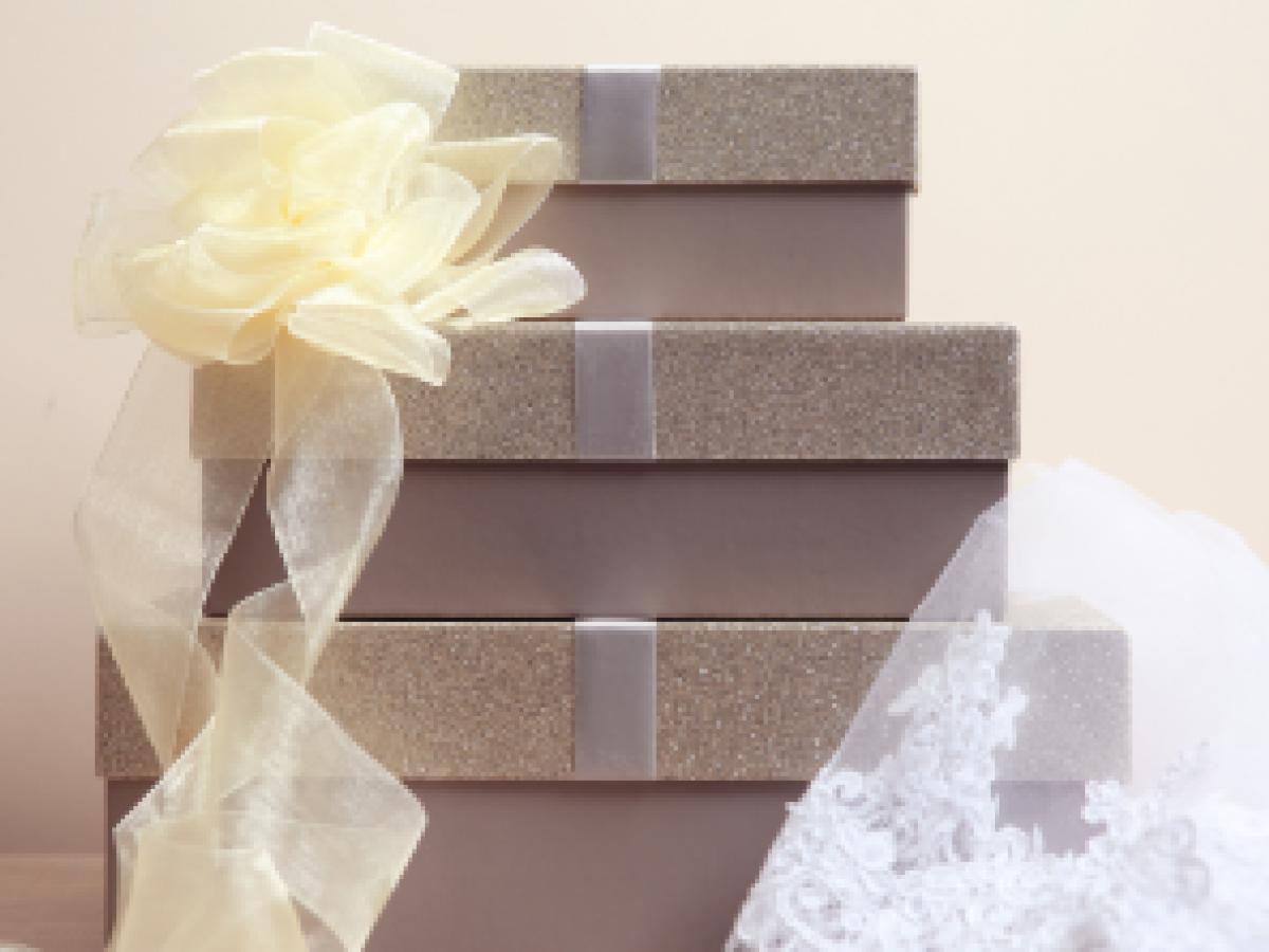 La nueva cara de los regalos de bodas