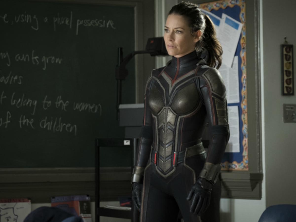 """Secuela de """"Ant-Man"""" pone a las mujeres al frente"""