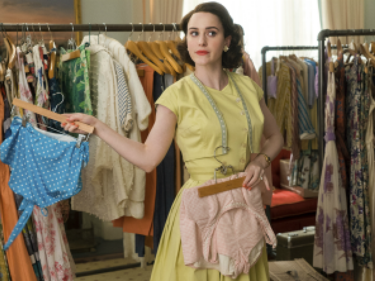 """""""Mrs. Maisel"""" es mucho más que solo ropa"""