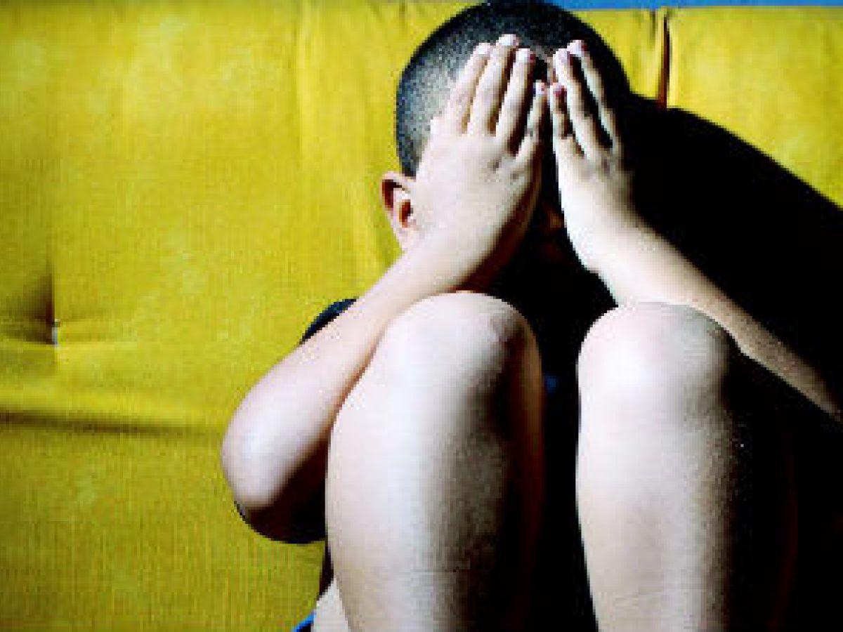 Los efectos de una relación violenta en los hijos