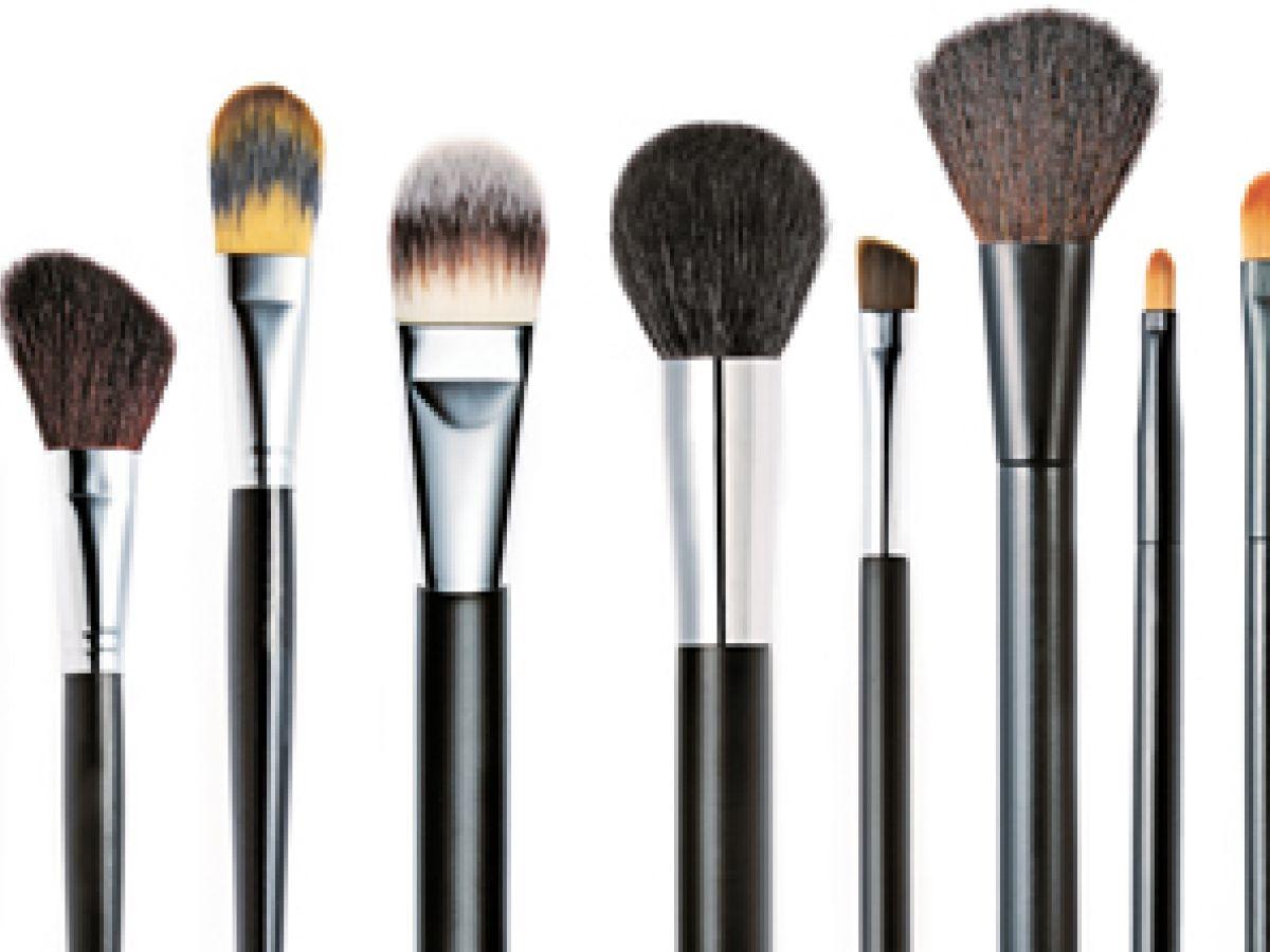 El abc de las brochas de maquillaje