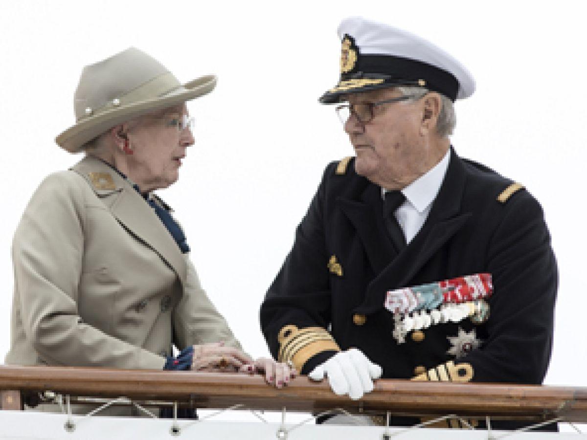 El príncipe de Dinamarca se niega a ser enterrado junto a  la Reina