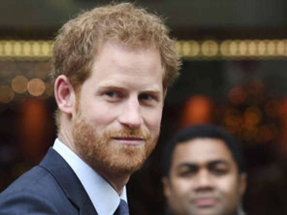Príncipe Enrique dice que pensó en dejar la realeza