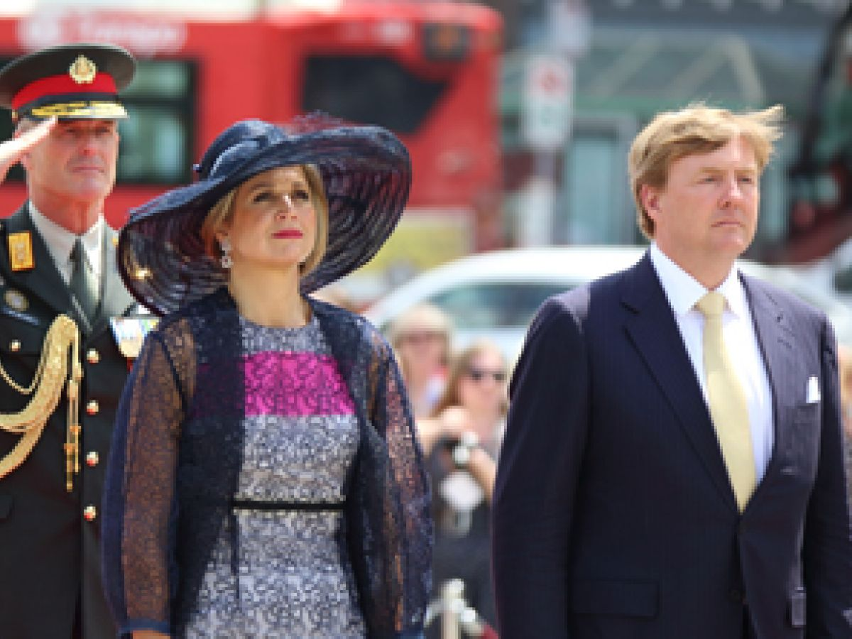 Muere el padre de la reina Máxima de Holanda
