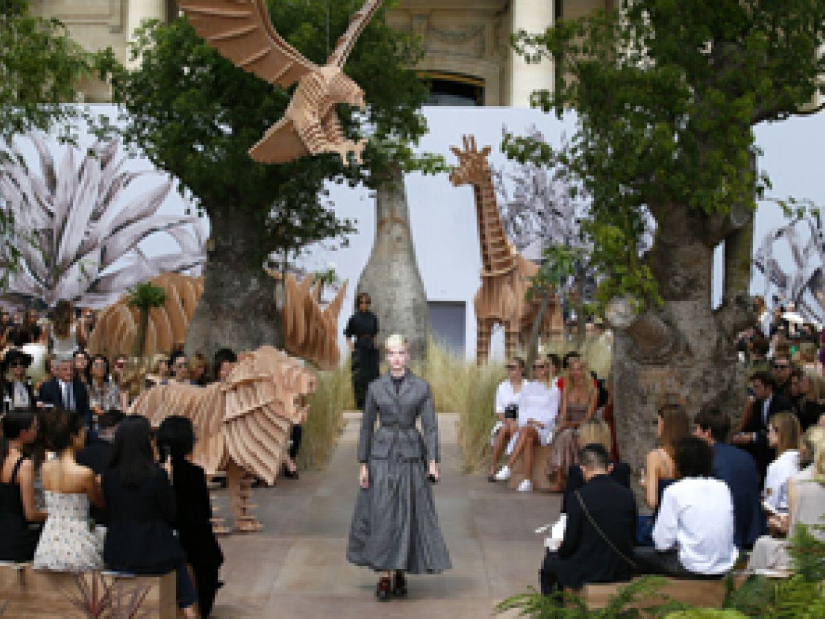 Casas de moda francesas prohíben modelos ultradelgadas