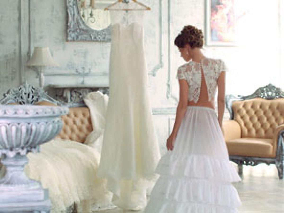 99ecd667f Dónde comprar el vestido de novia en Nueva York