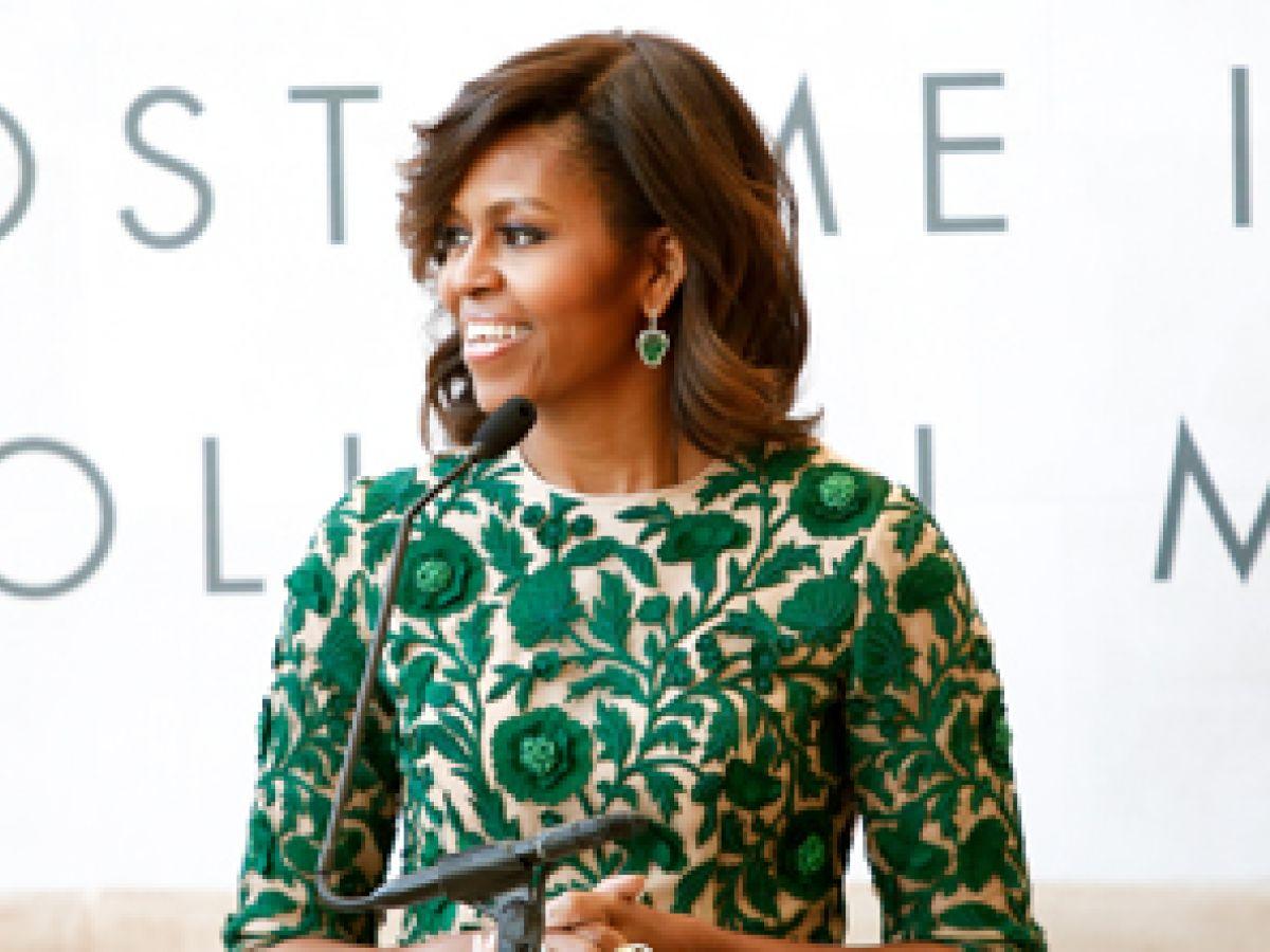 Michelle Obama habla de cicatrices emocionales