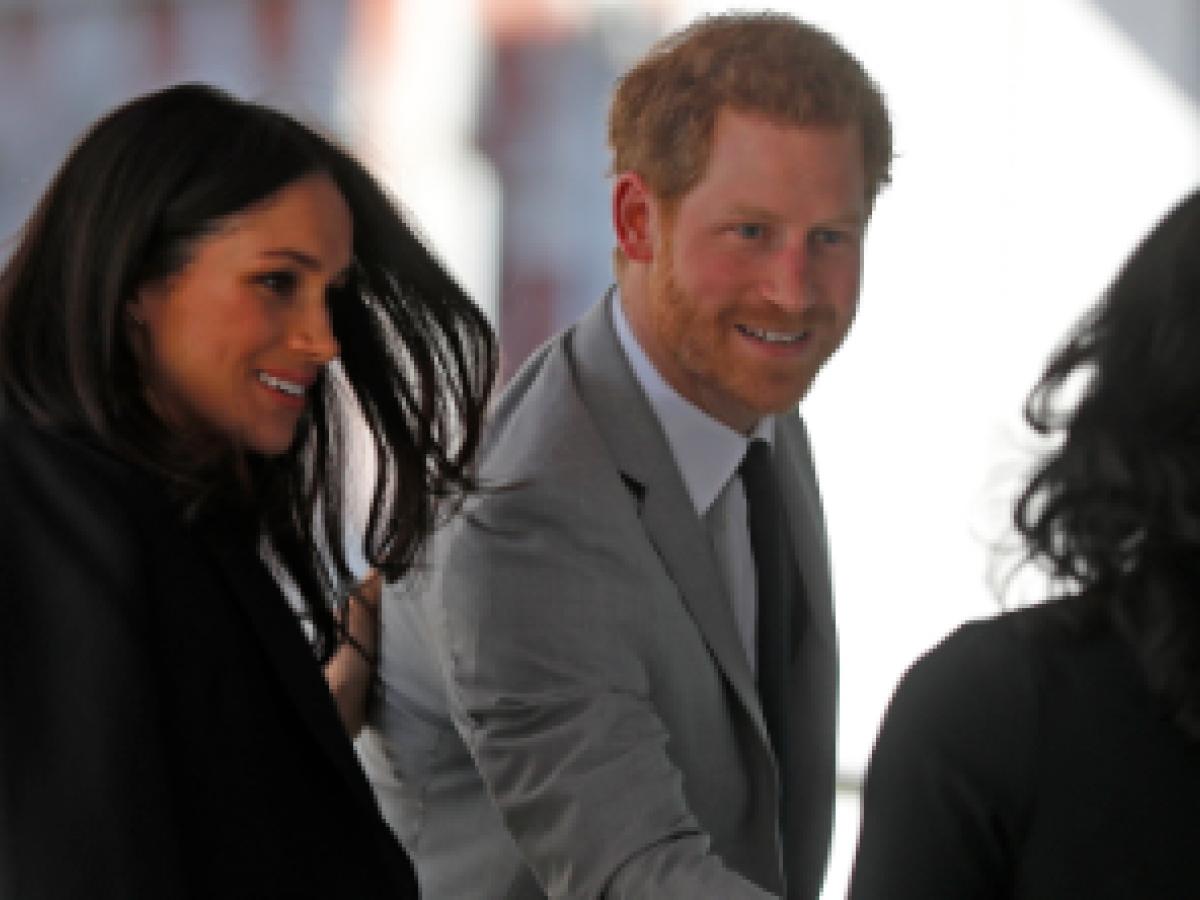 El príncipe Harry y Meghan Markle empiezan su trabajo para la Commonwealth