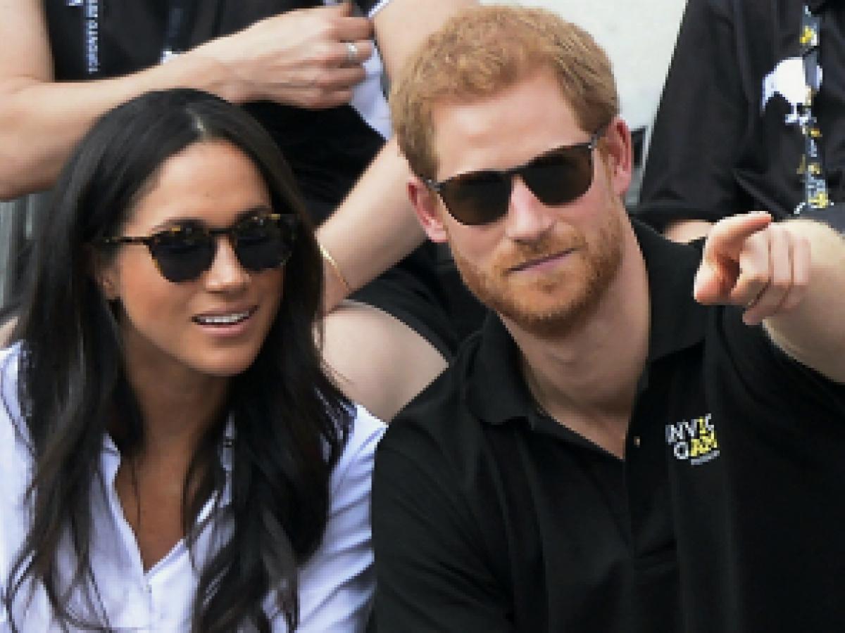 La cronología del romance entre el príncipe Harry y Meghan Markle