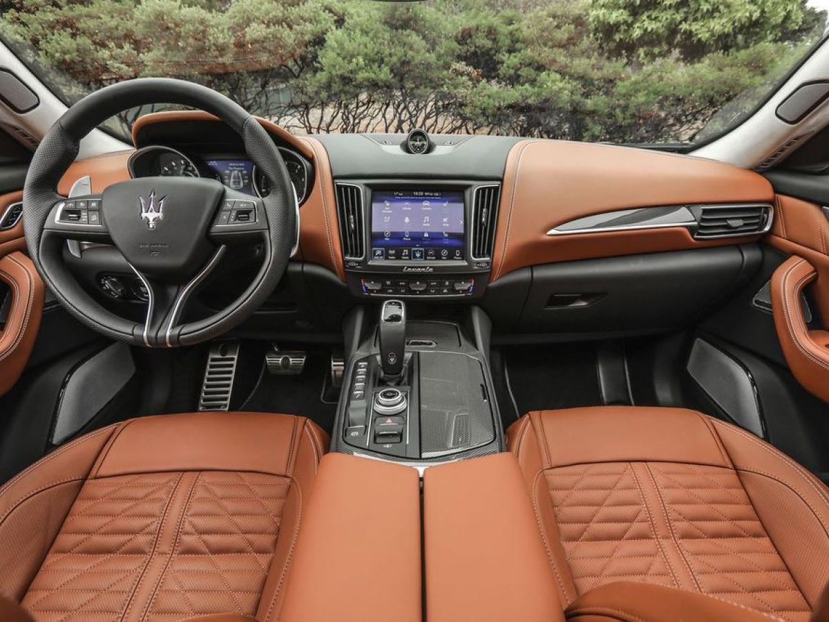 Eficiencia aerodinámica con diseño italiano en los nuevos modelos de Maserati