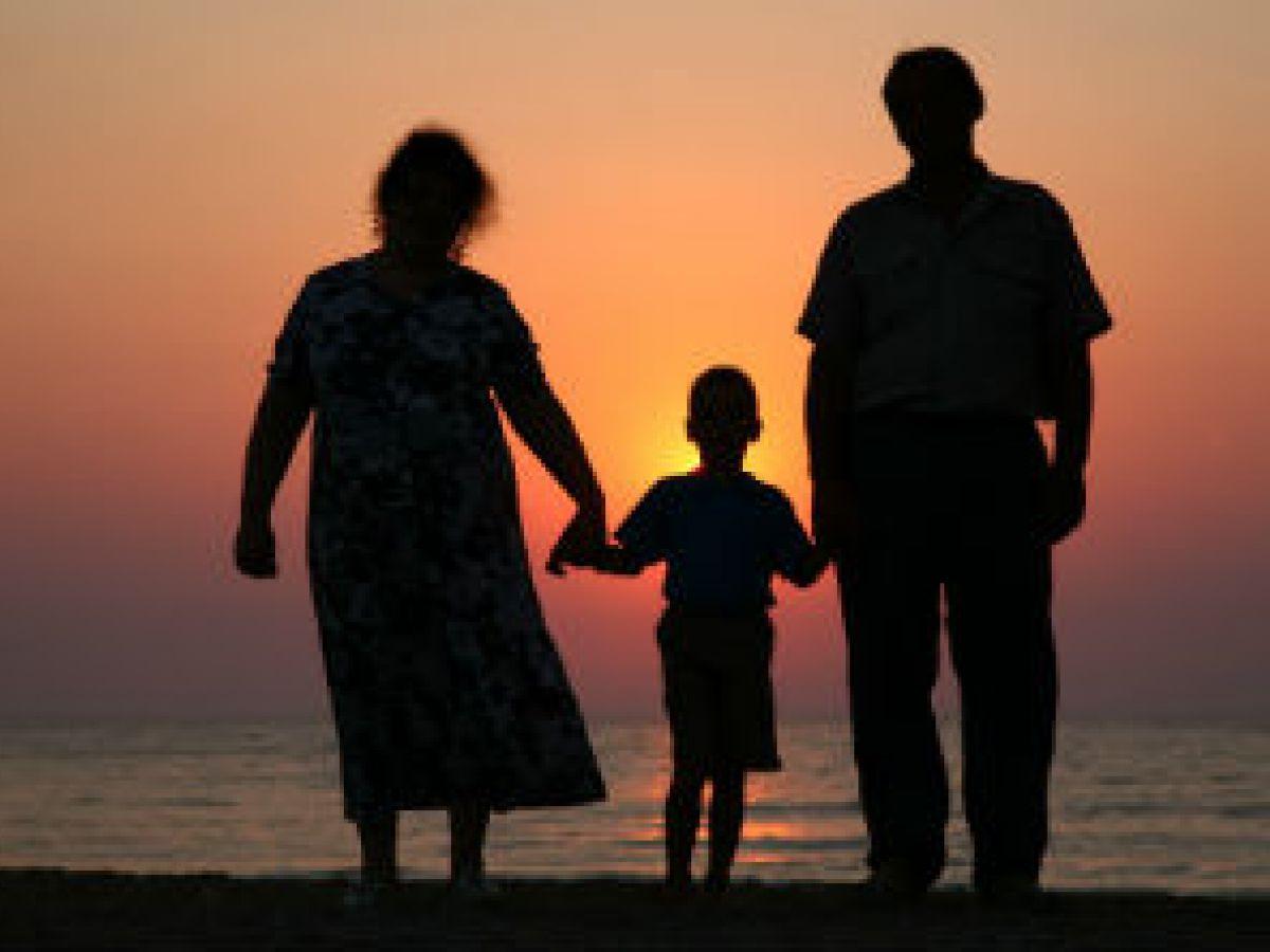 El beneficio de tener a los abuelos cerca