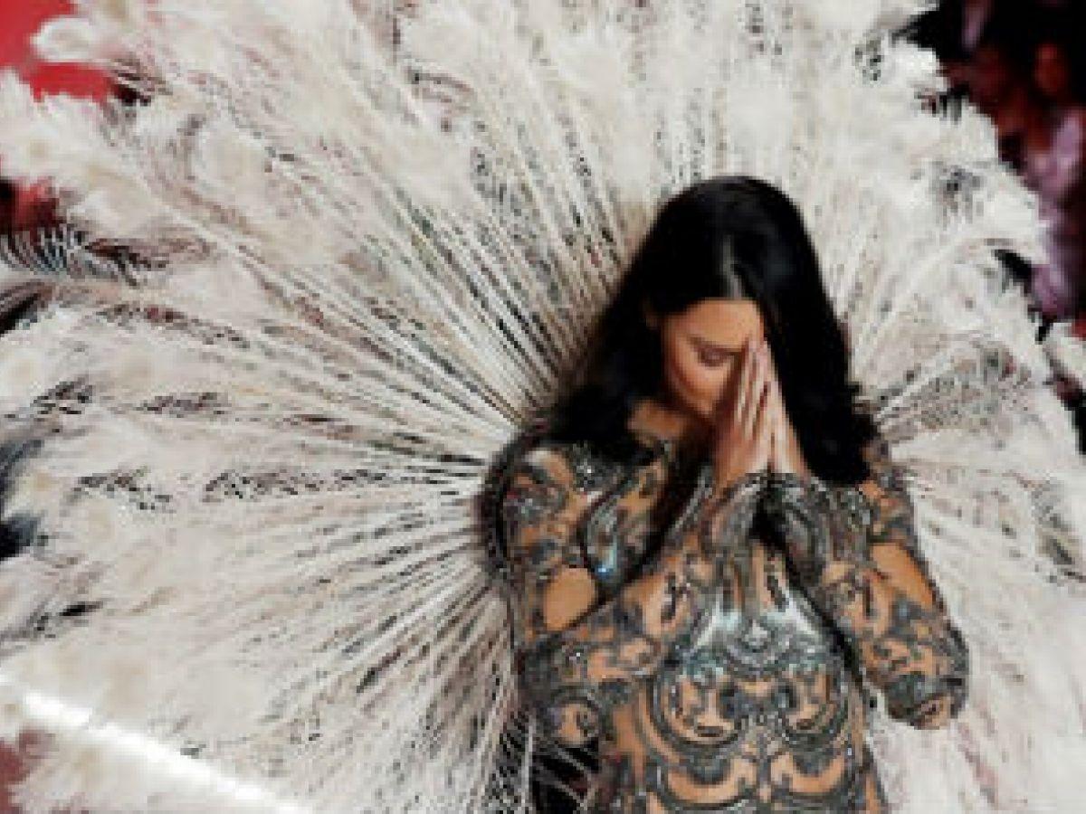 Adriana Lima se despide de los desfiles de Victoria's Secret