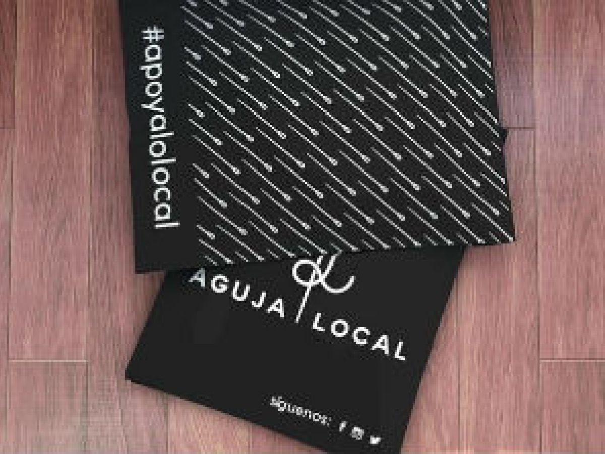 Aguja Local busca expandirse con diseñadores latinoamericanos