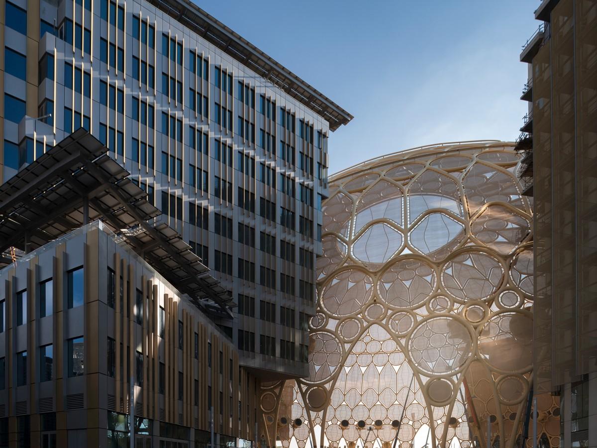 Cartier inaugura pabellón dedicado a la mujer en la Expo 2020 en Dubái