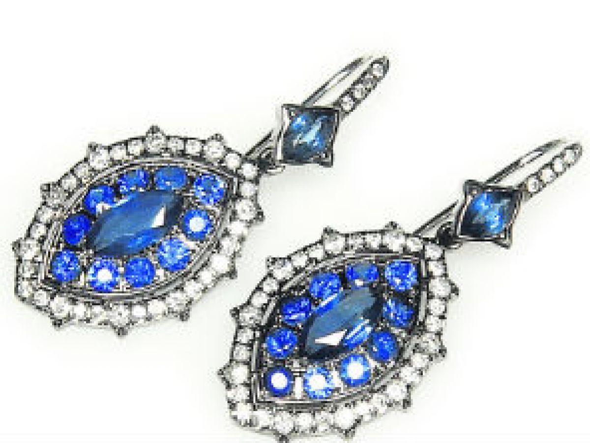 Ideas para cumplir con la tradición de llevar algo azul el día de tu boda