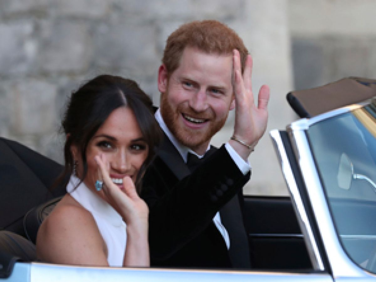 El emotivo regalo de boda de Harry a Meghan