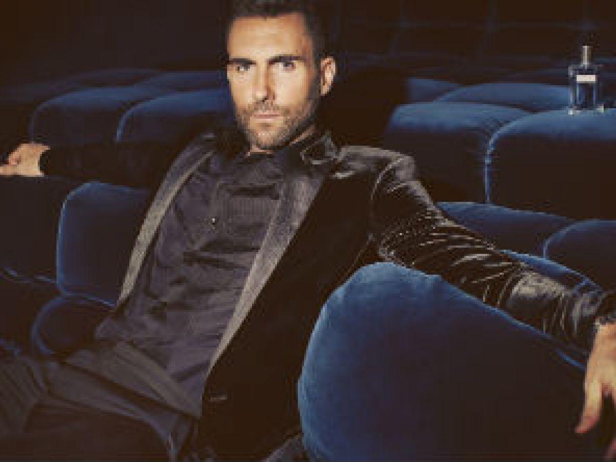 """Adam Levine es la nueva imagen de la fragancia """"Y"""" de YSL Beauty"""