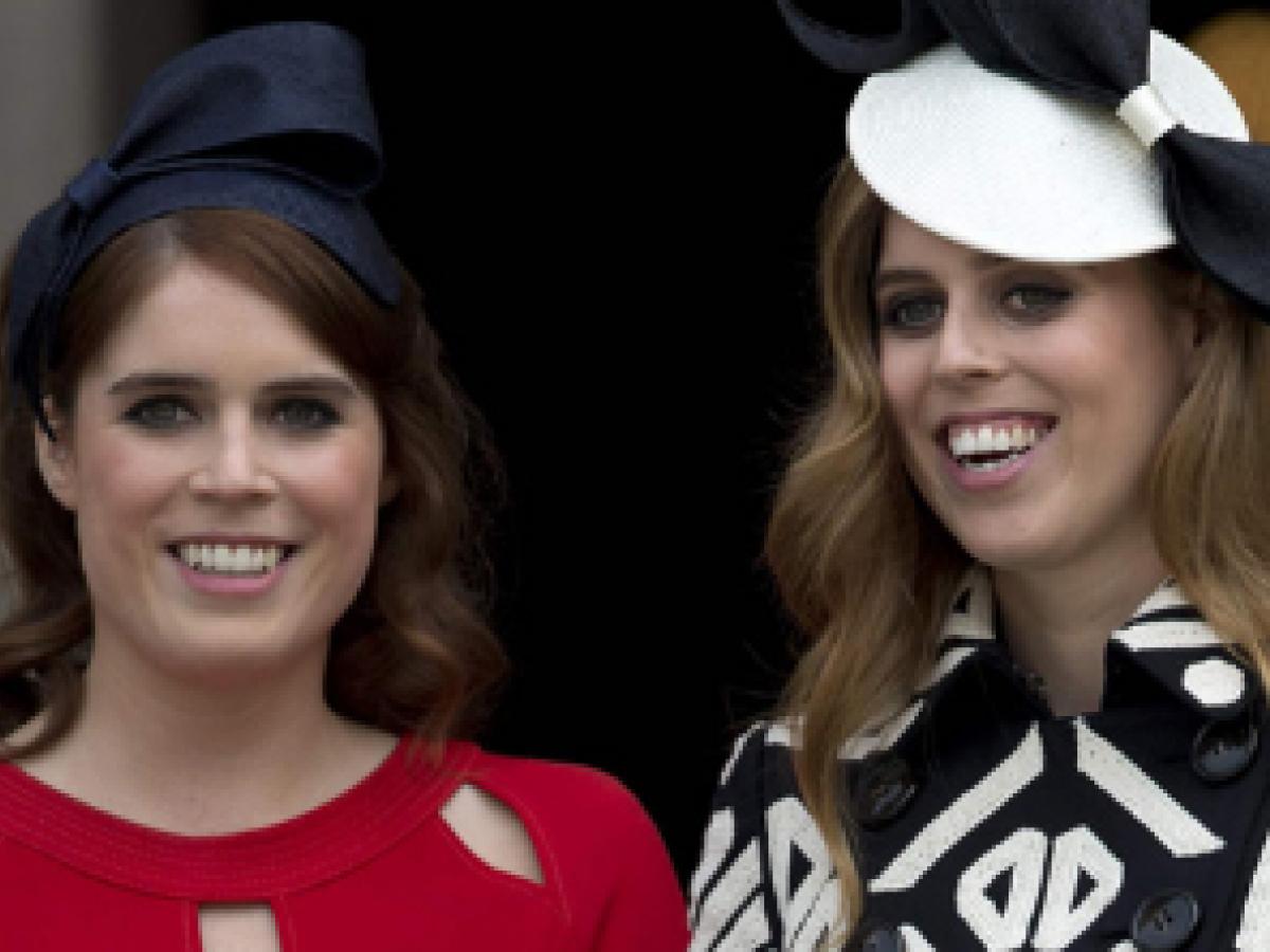 Eugenie y Beatrice de York hablan del lado amargo de ser princesas