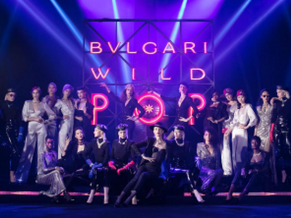 """Roman Night Fever: Bvlgari revela """"Wild Pop"""", su nueva colección de alta joyería"""