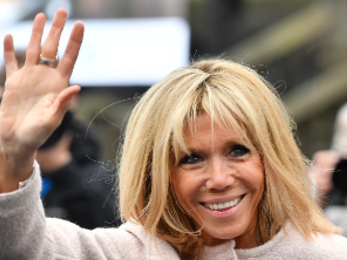 Brigitte Macron denuncia a empresa de cosméticos por usar su imagen