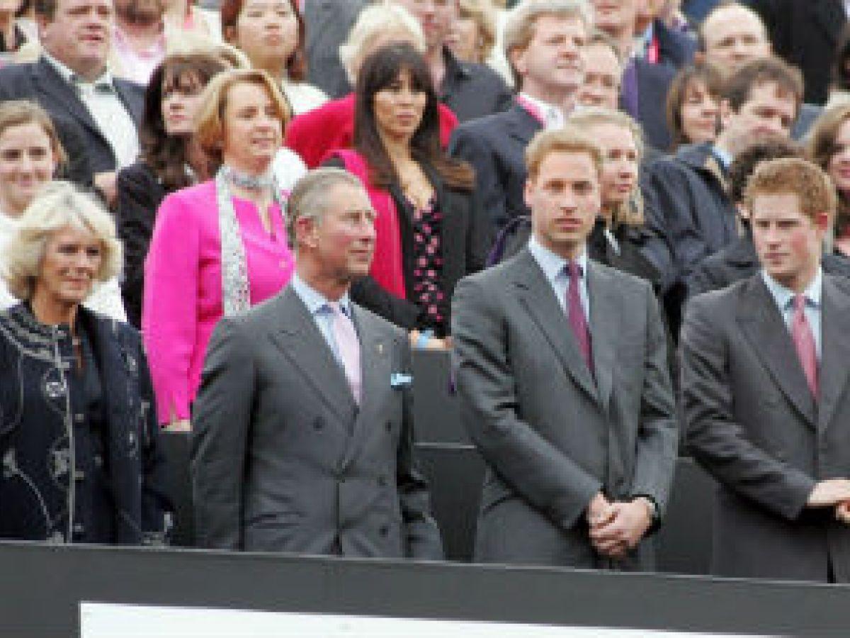 """El príncipe Harry revela que Camilla Parker-Bowles """"no es una madrastra malvada"""""""