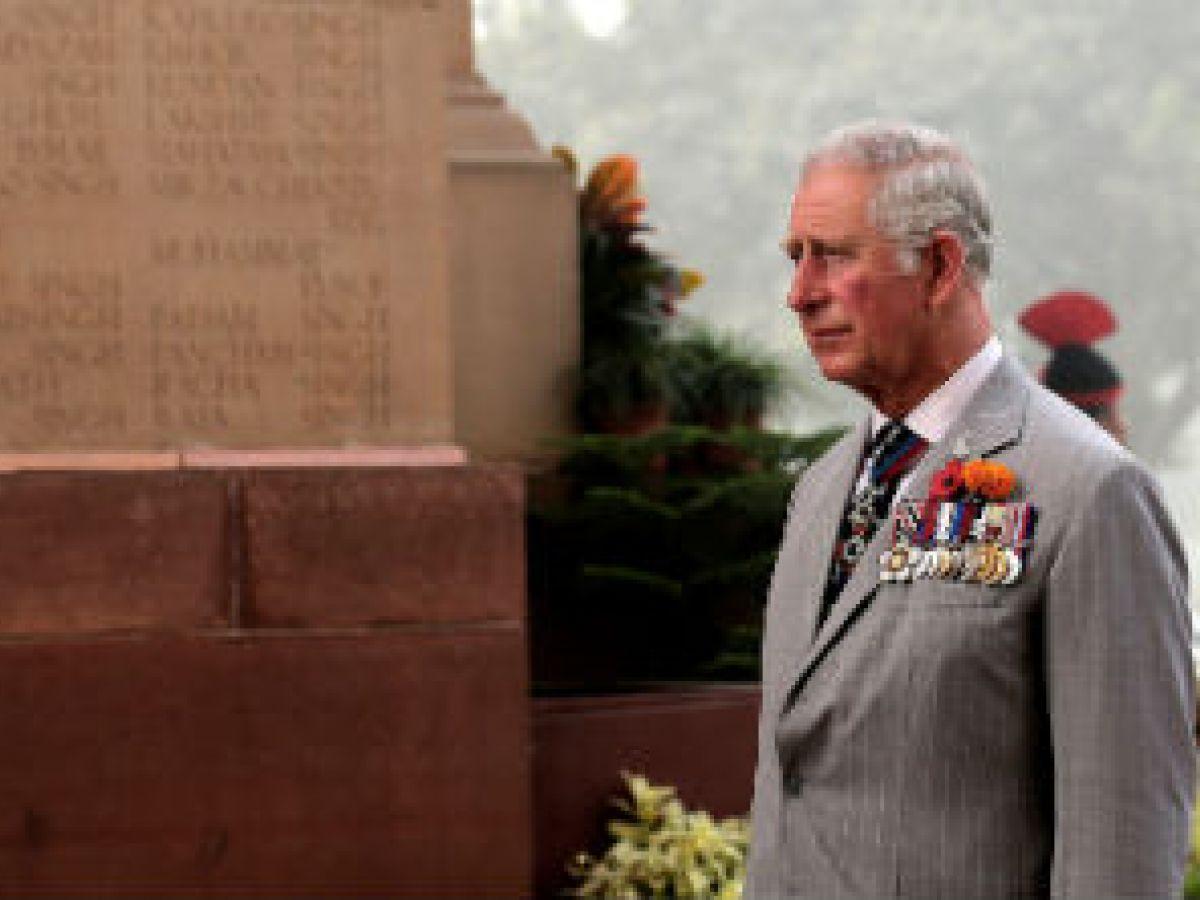 El príncipe de Gales cataloga de desgarrador el daño causado por huracanes