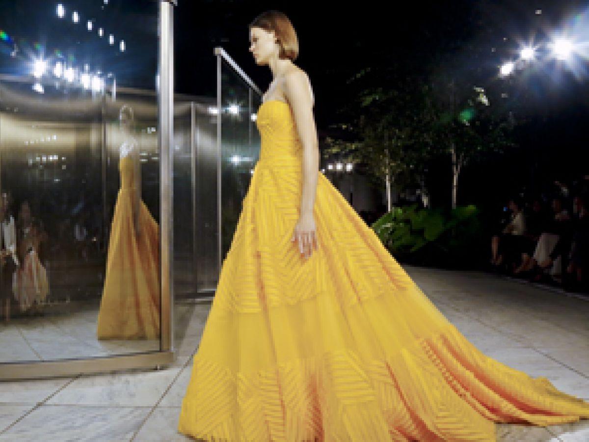 Carolina Herrera lleva su arte en movimiento al MoMA