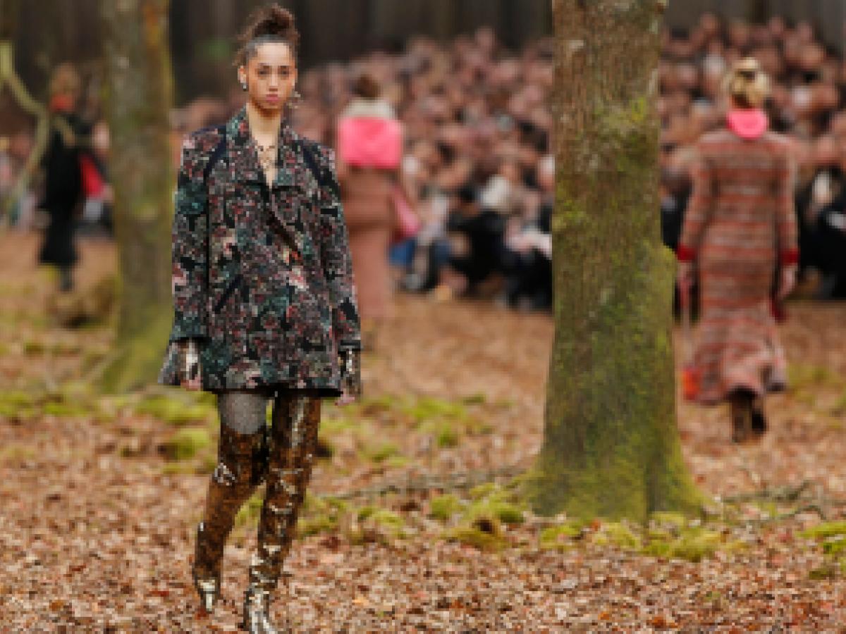 Chanel cierra la Semana de la Moda de París con una pasarela otoñal