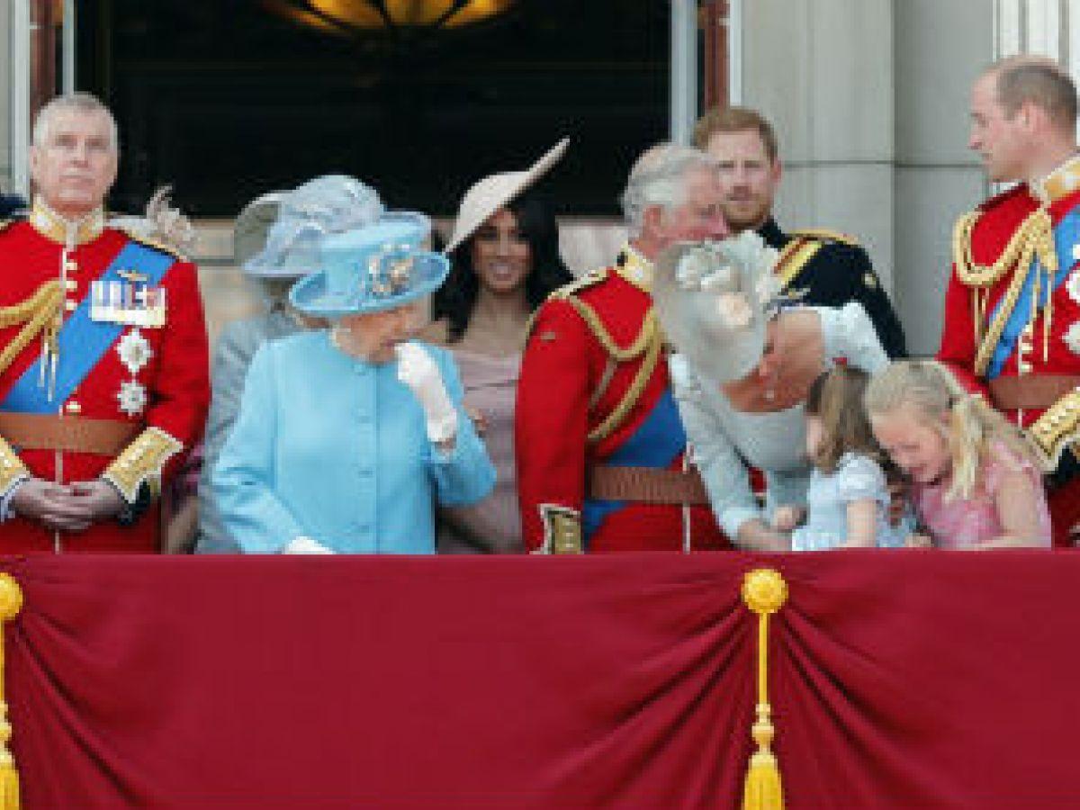 El percance que le arrancó lágrimas a la princesa Charlotte