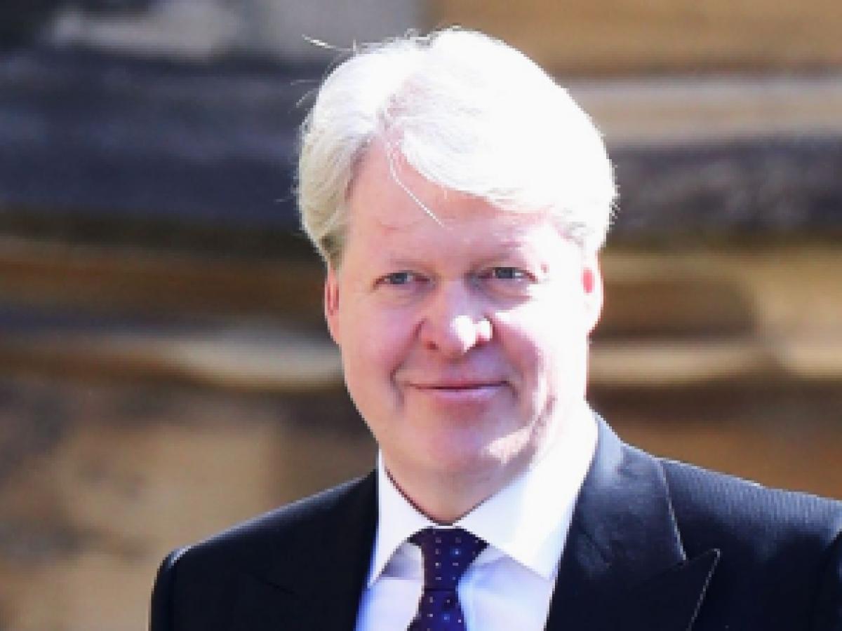 El hermano de Diana de Gales es indemnizado por un artículo de prensa falso