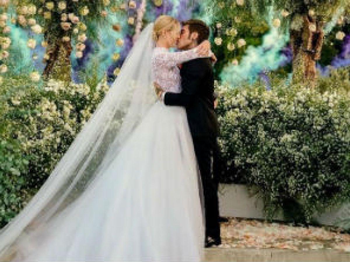 Se casan Chiara Ferragni y Fedez