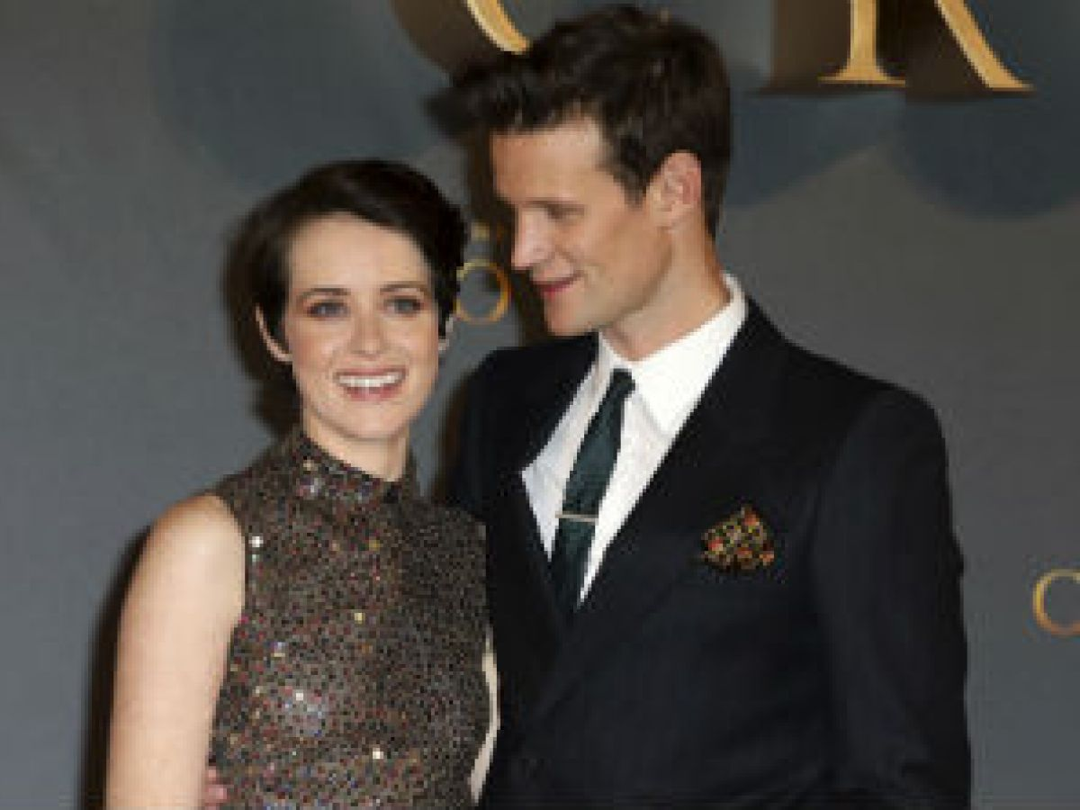 "Claire Foy cobró menos que su compañero Matt Smith en ""The Crown"""