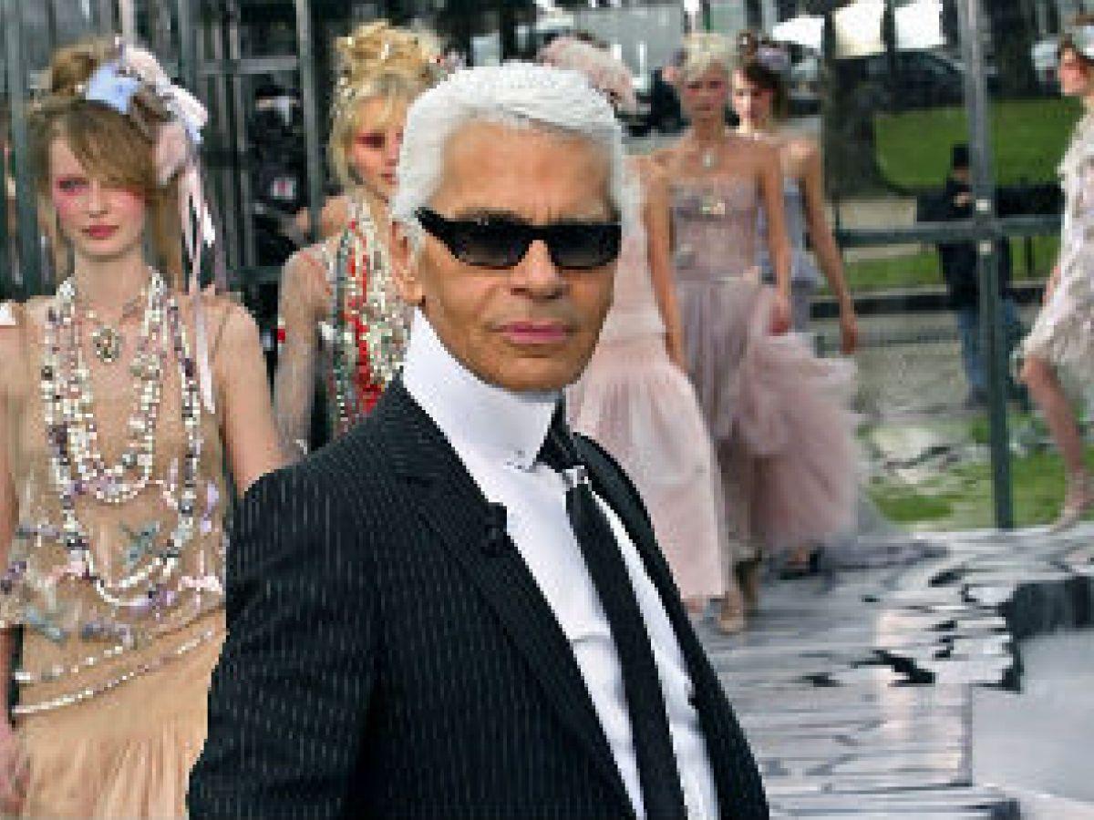 Revelan la causa de la ausencia de Karl Lagerfeld en desfile de Chanel