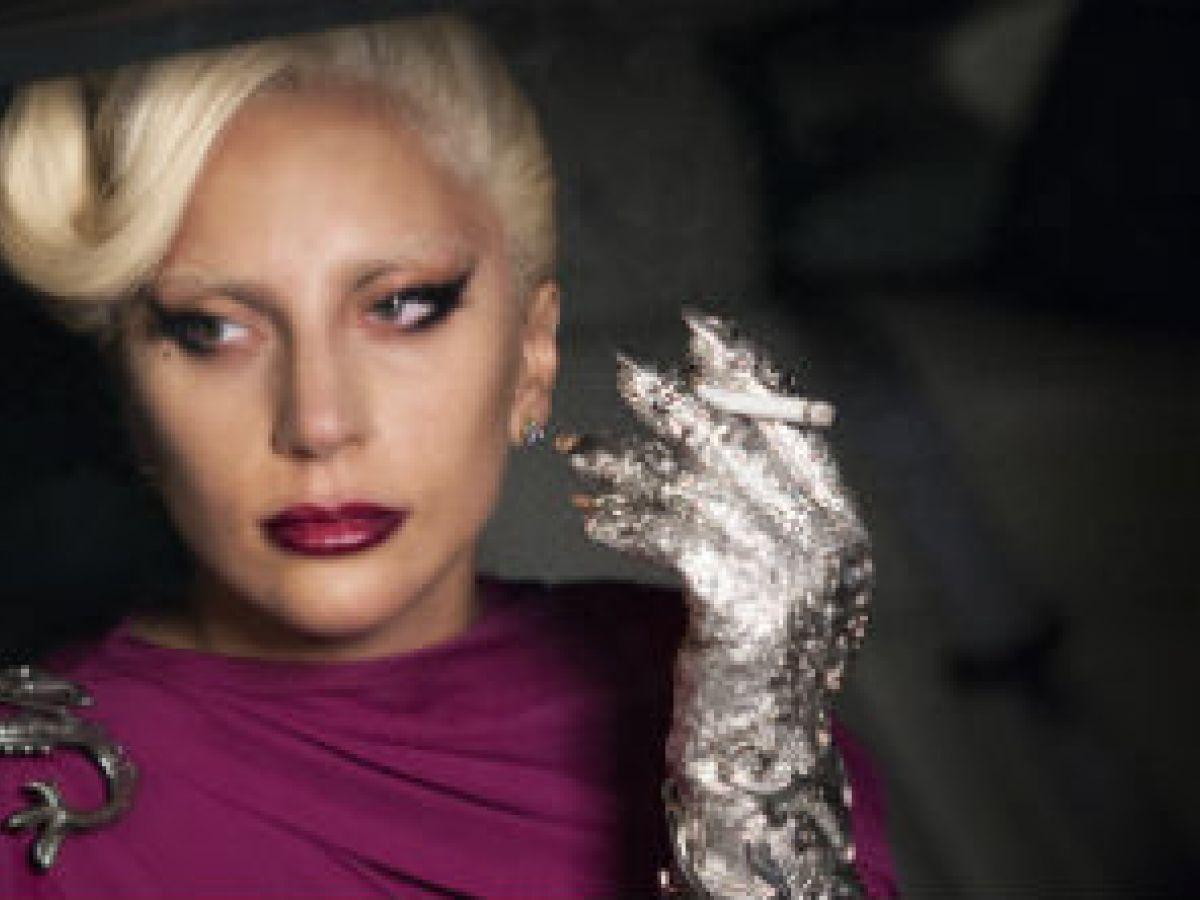 Lady Gaga luce un atuendo confeccionado por una diseñadora boricua