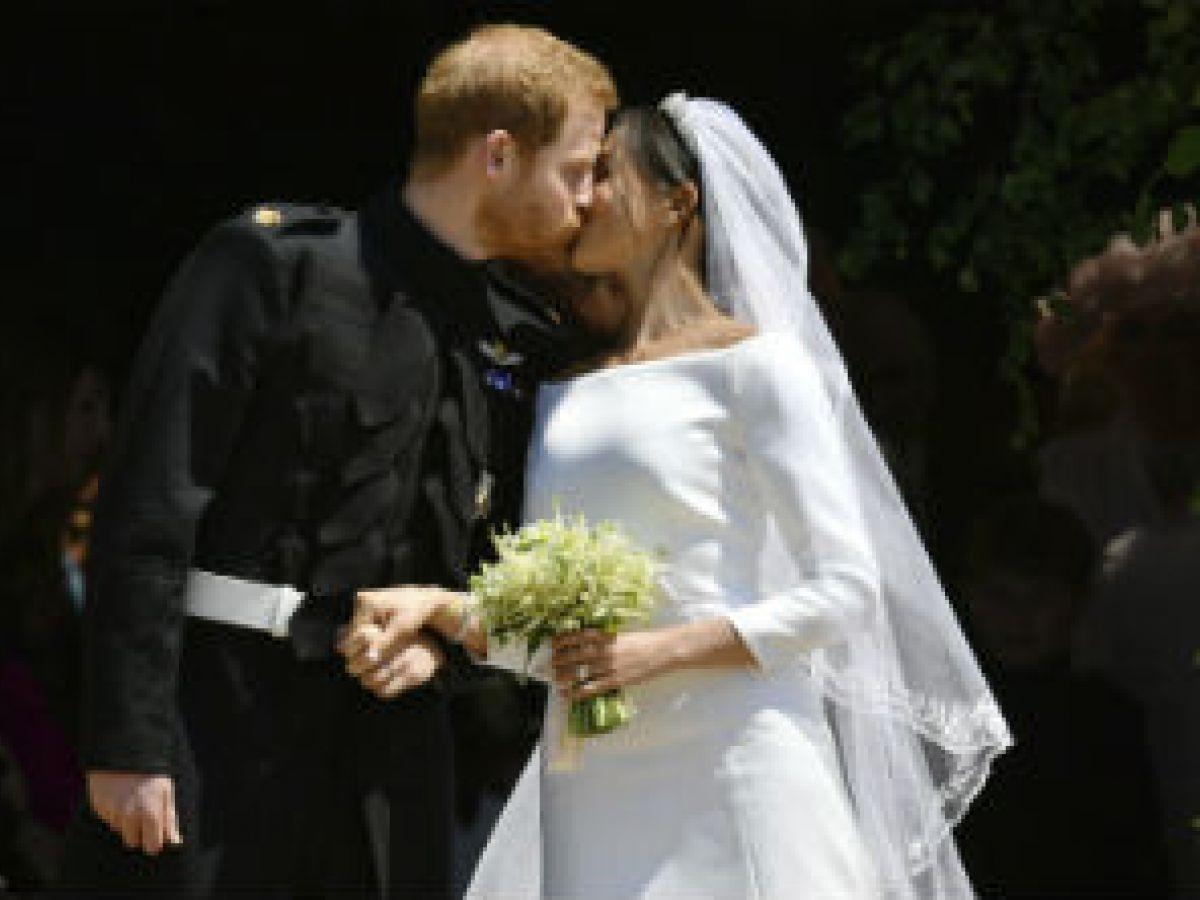 10 momentos memorables del primer año de casados de Harry y Meghan