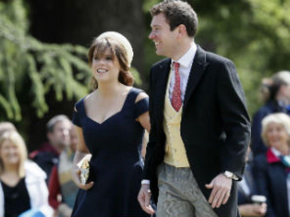 Revelan detalles sobre la boda de la princesa Eugenie