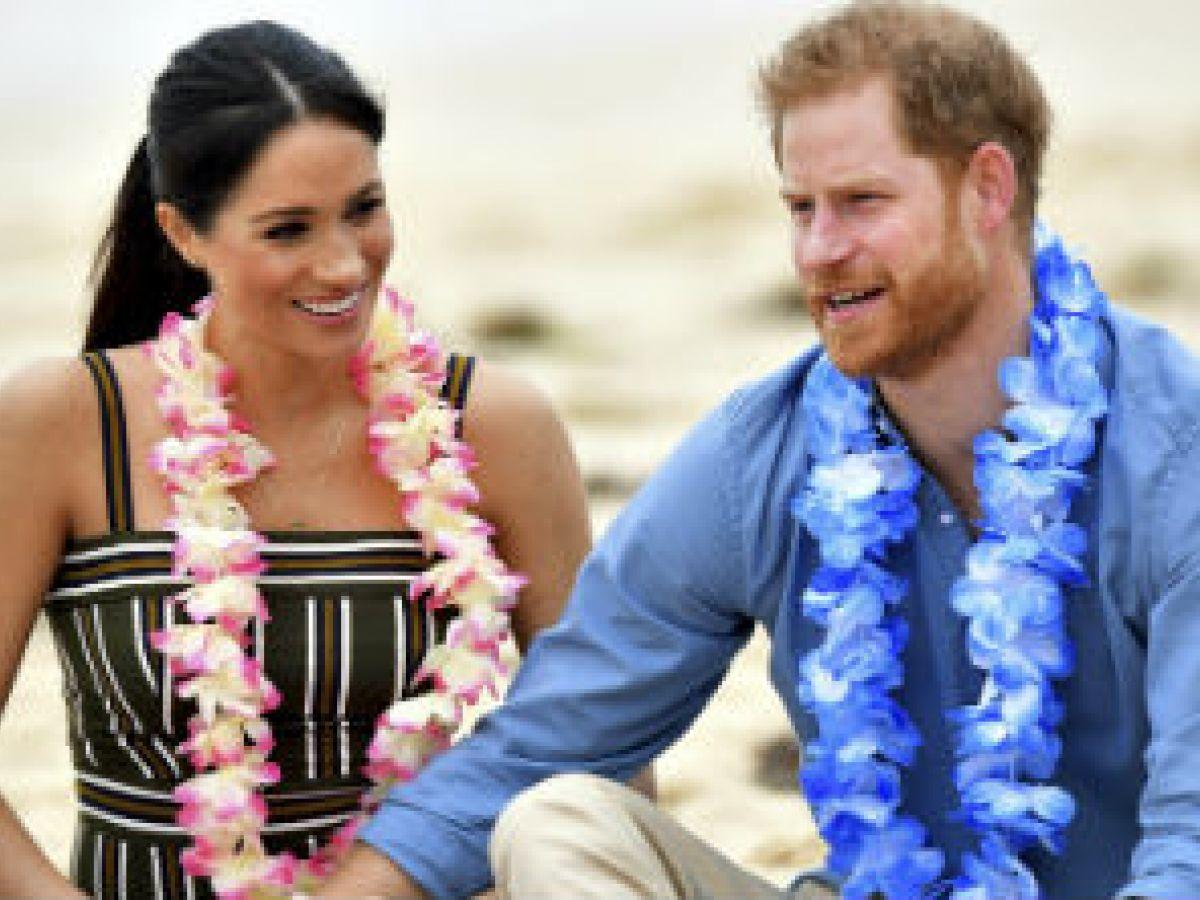 ¿Se llamará Matthew o Diana el bebé de Harry y Meghan?
