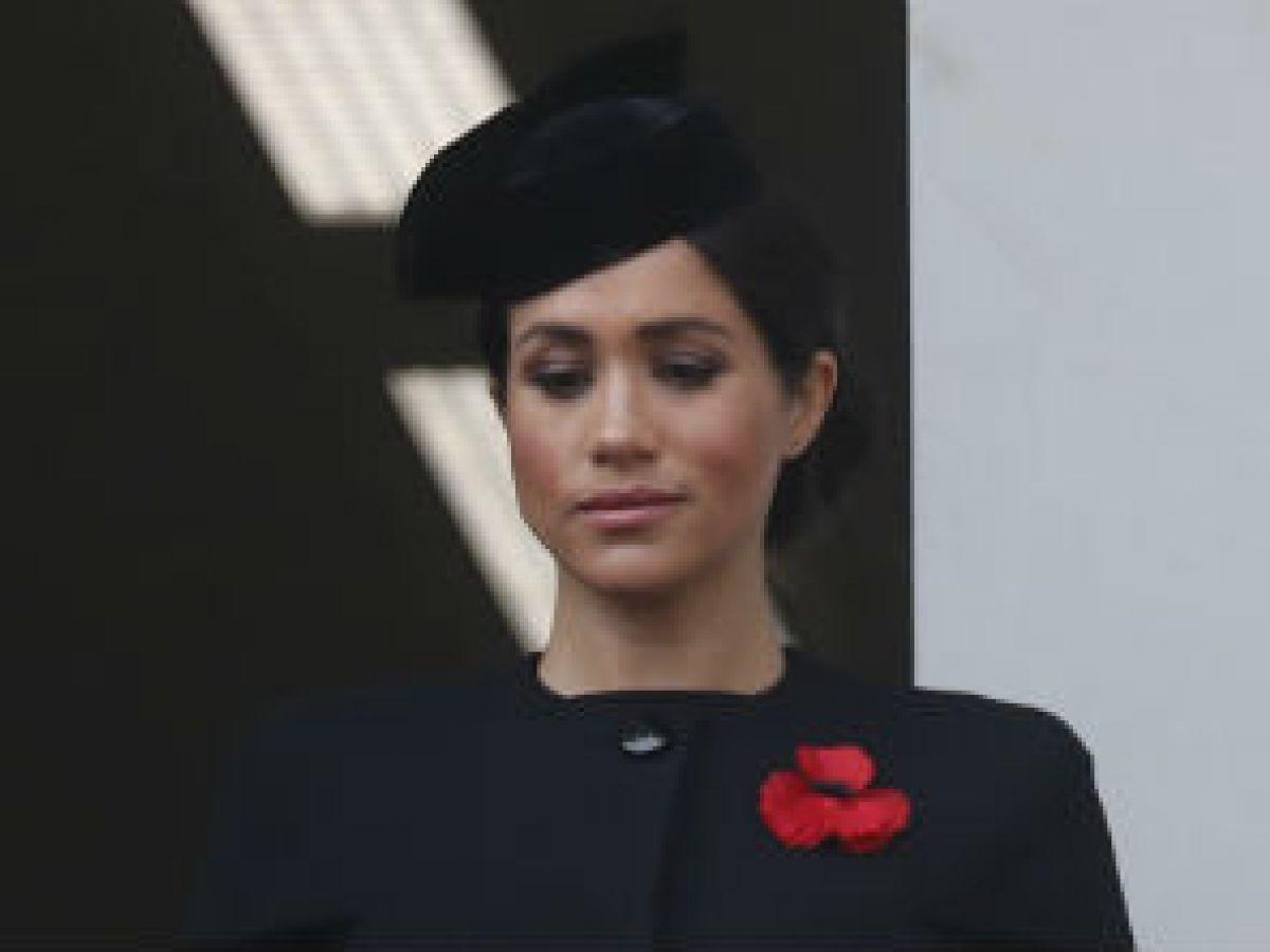 Meghan Markle se convierte en la más criticada de la familia real