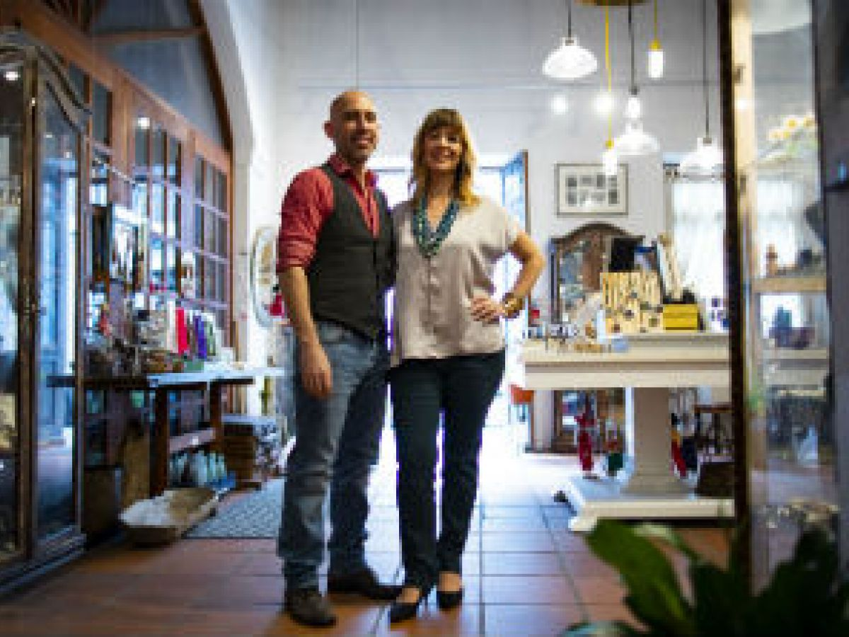 Aventura empresarial en el Viejo San Juan