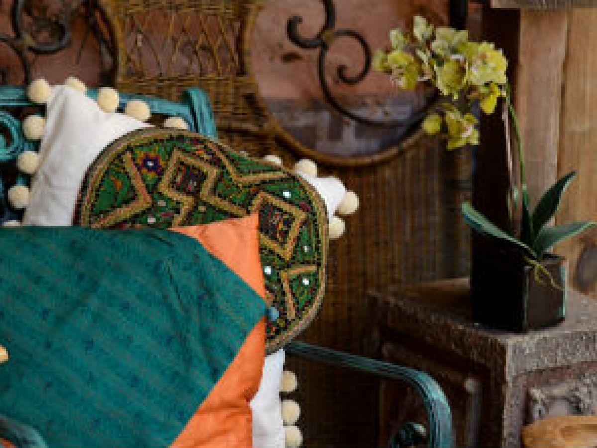 Ideas para llenar tu casa de inspiración étnica