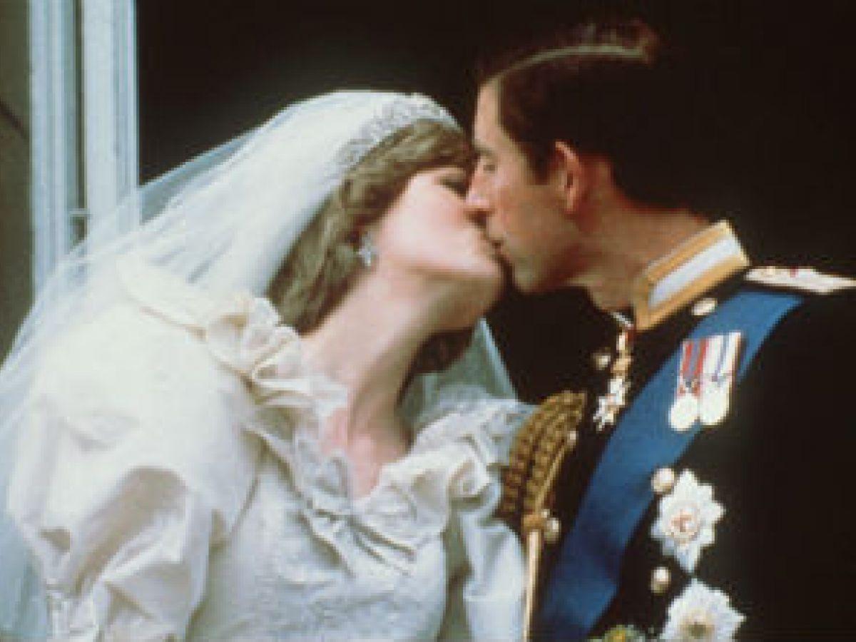 Publican filme restaurado de la boda de Carlos y Diana