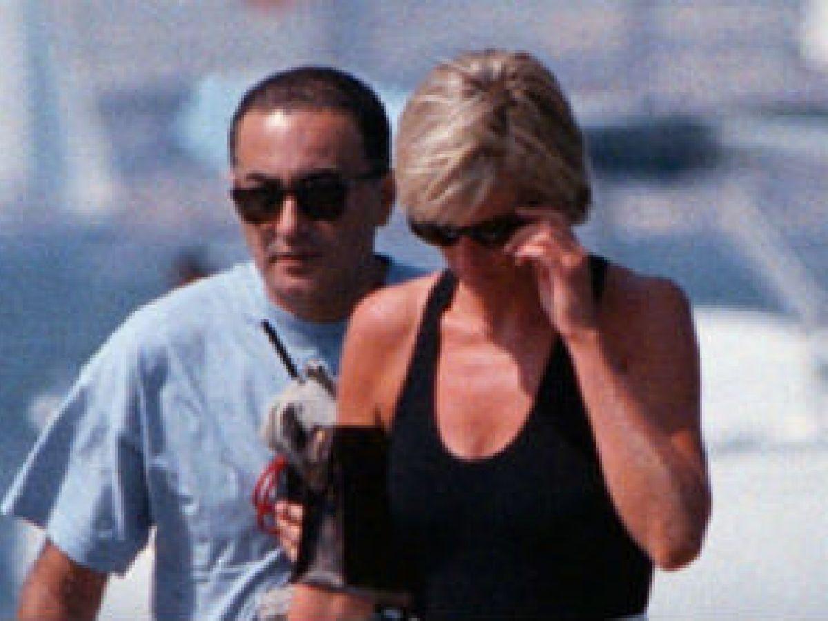 """Secretario personal de Diana afirma que la relación de la princesa y Dodi Al-Fayed era solo un """"romance de verano"""""""