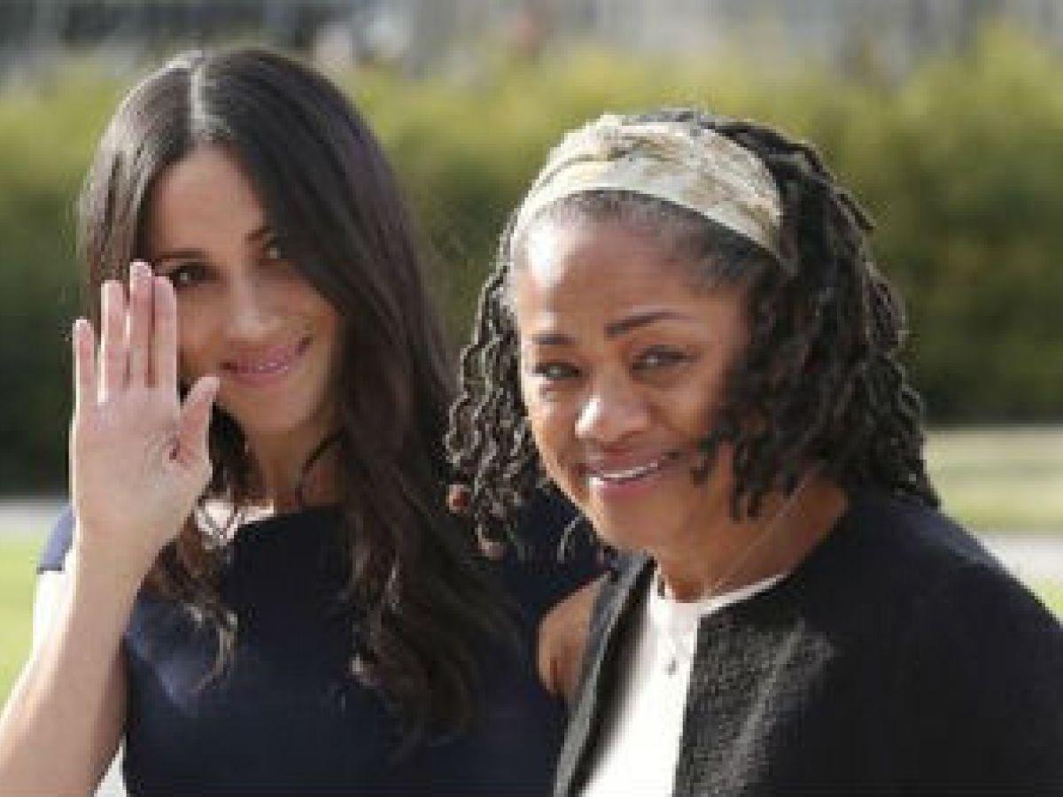 La madre de Meghan Markle se mudará a Londres para estar cerca de su hija