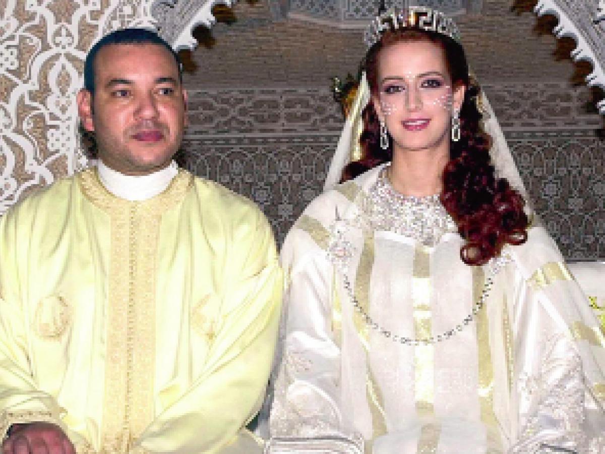 Mohamed VI de Marruecos y la princesa Lalla Salma se divorcian