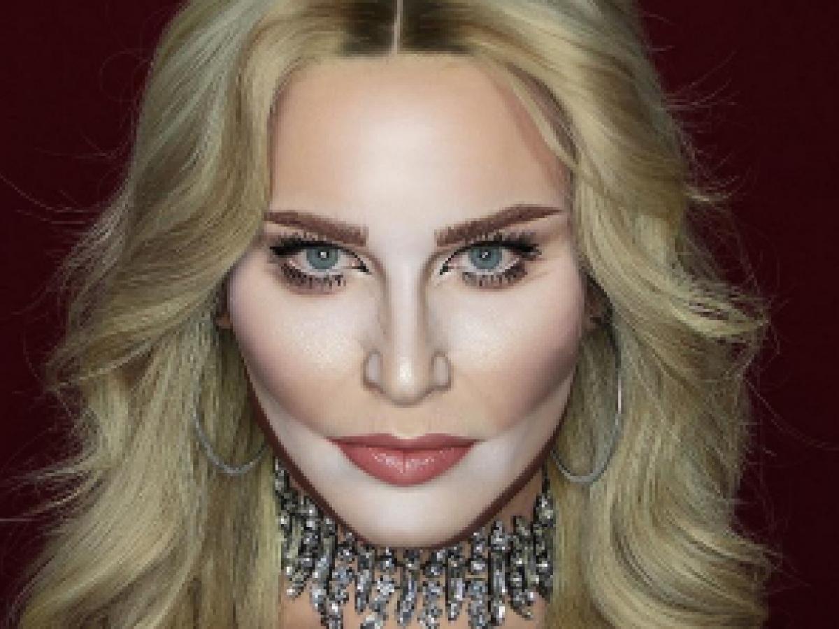"""""""Drag queen"""" se transforma en cualquier celebridad"""